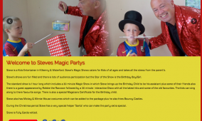 Steves Magic Partys